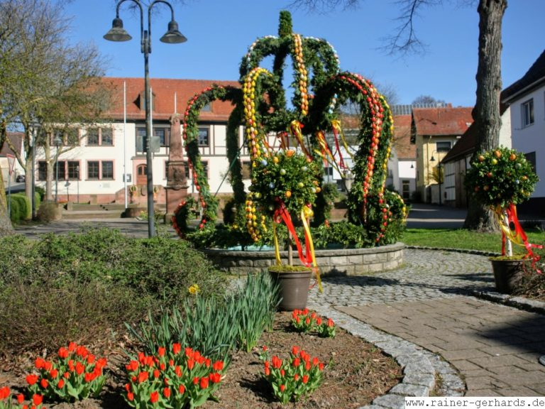 Großrinderfeld: Osterkrone 2019