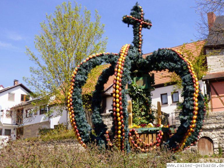 Ilmspan: Osterkrone 2019