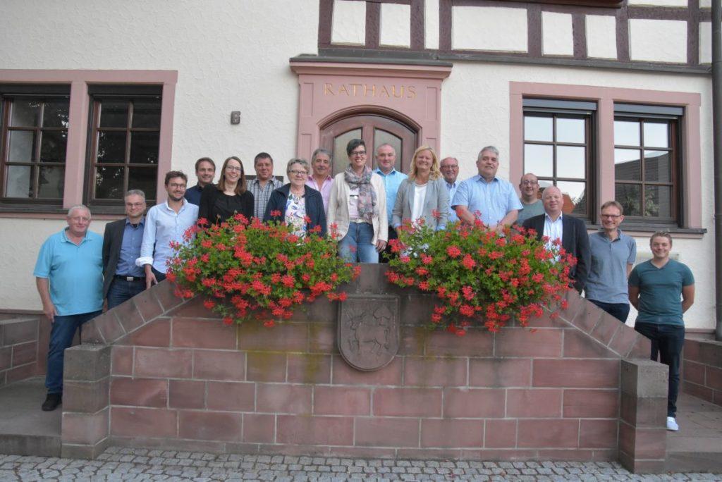Gemeinderat Großrinderfeld
