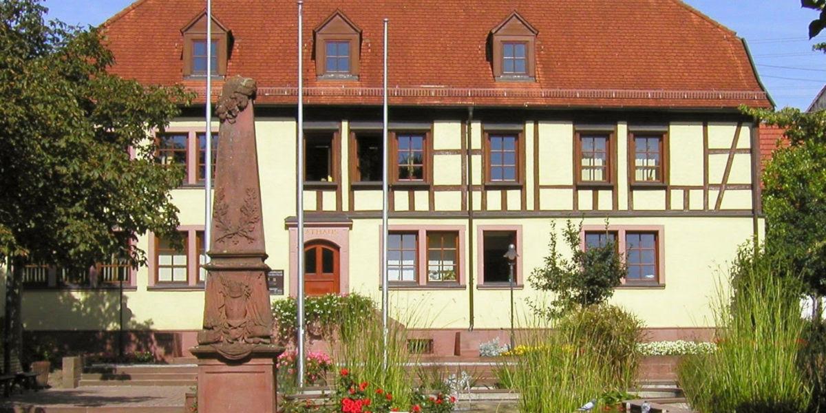 Großrinderfeld: Rathaus