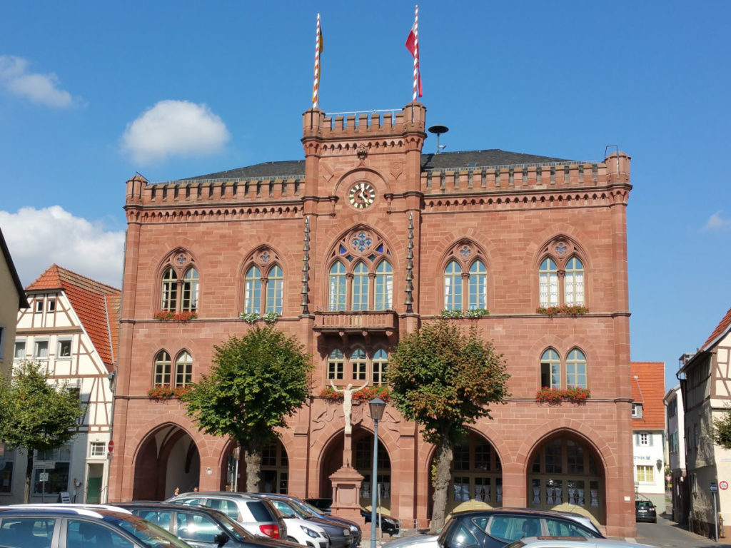 Rathaus Tauberbischofsheim