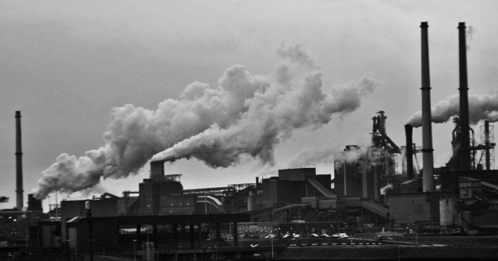 Symbolbild Luftverschmutzung (Foto Frans Van Heerden from Pexels)