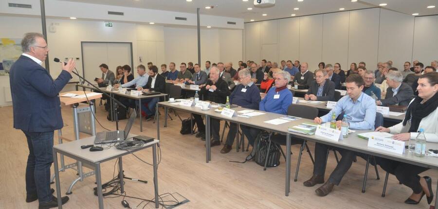 Viertes PV-Netzwerktreffen in TBB (Quelle: Pressemitteilung Landratsamt)