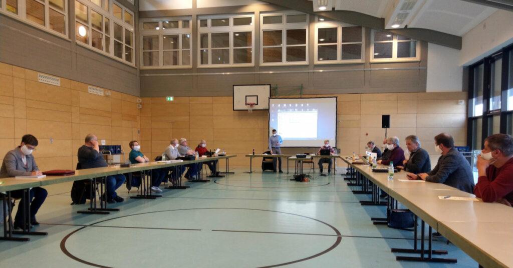 Sitzung Gemeinderat Großrinderfeld am 31. März 2020