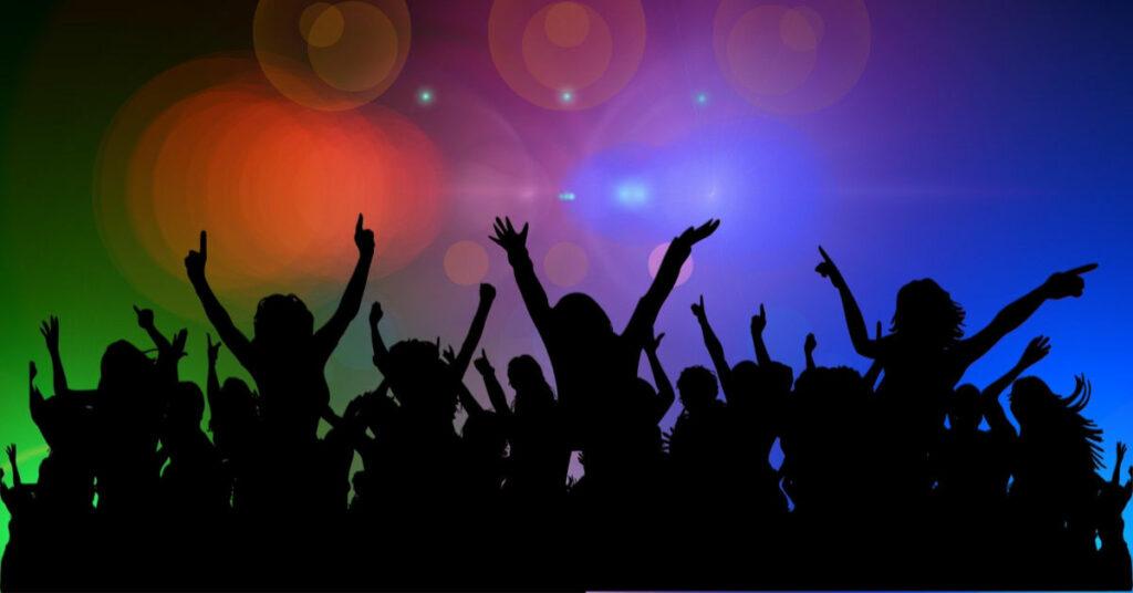 Symbolbild einer Party