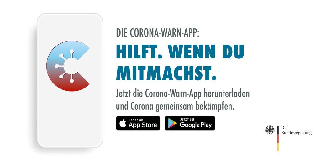 "Grafik ""Corona-Warn-App"""